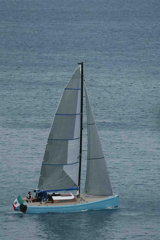 sangermani 999 day sailer - 33 ft
